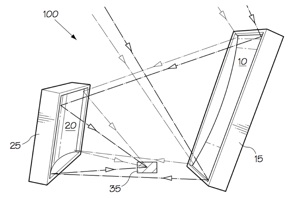 Mirror Layout - Image from patent